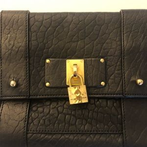 Marc Jacobs Bags - Marc Jacobs Clutch with Gold Stud Detail